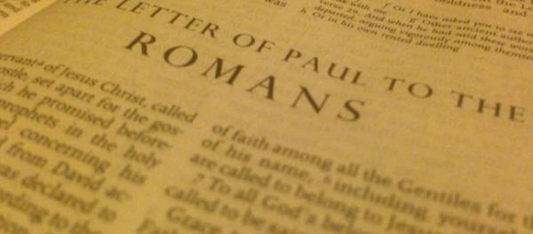 Romans 12:3-8 Image